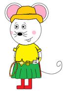 Wonder Mouse Girl (Jane Porter)