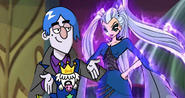 Icy and Grim Gloom Mother and Son