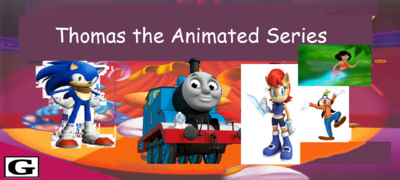 Thomas the Animated Series