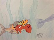 MLPCVTFB - Underwater life