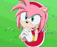 Amy rose sonic x-1-