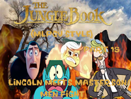 The Jungle Book (MLPCV Style) Part 15 - Lincoln Meets Masterson Men Fight