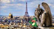 Pretty Boy is Lost in Paris