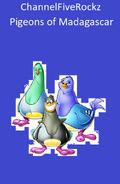 Pigeons of Madagascar