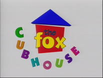 The Fox Cubhouse Title Card