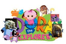 Jewel Sparkles the Explorer