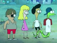 Sansay and Craig Characters