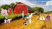 The Adventures of Casper and Woody Woodpecker (Uranimated18 Version)