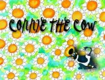 Noggin Connie the Cow Logo Original