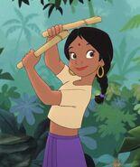 Shanti-Holding-Stick
