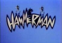 Hammerman Title Card