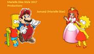 Marielle Dias Style 2017 Jumanji Posters