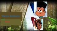 Winston Steinburger and Elena (Gnomeo and Juliet)