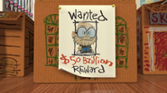 Wanted Kaz Harada reward by Thebackgroundponies2018Style
