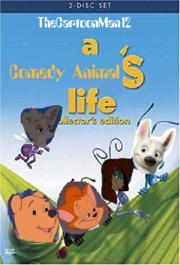 A-comedy-animal's-life-poster