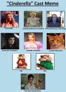 Carrierella Cast Meme