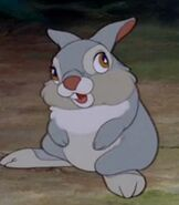 Thumper in Bambi
