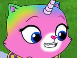 Felicity (Rainbow Butterfly Unicorn Kitty)