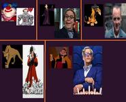 Unnofficial Disney Villains (Part 3)