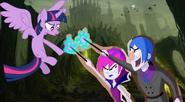 MLPCV - Twilight vs. Grim and Hildy
