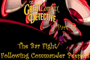 The Great Lombax Detective Part 14 - The Bar Fight Following Commander Peepers