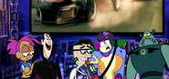 MLPCVFTQ - Enid and Dracula Meets Denzel Crocker Phibby Croax and Buff Frog