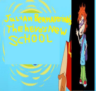 The Hero's New School