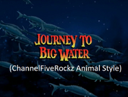 The Land Before Time 9 Journey to Big Water (ChannelFiveRockz Animal Style)
