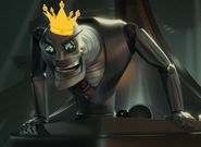 Ratchet is the King