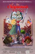 The Chipmunk Prince Poster