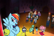 MLPCV - Rainbow Dash I'm Looking Out for Me Song