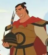 Shang in Mulan II