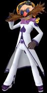 Mr. Dr. Eggman as Doctor Tomoki
