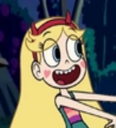 Star Butterfly in My Little Pony Crossover Villains