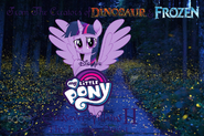My Little Pony Crossover Villains II The Faeries Quest Poster 2