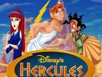 Disneys hercules-show