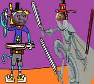 Thomas 2 (Boss Battles) - Part 04 - Thomas vs George (Version 1)