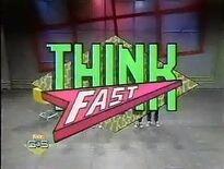 Think Fast Logo