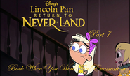 Lincoln Pan in Return To Neverland Part 7 - Back When You Were Fun Evacuation