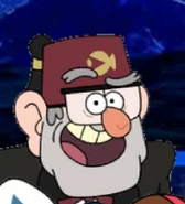 Grunkle Stan in My Little Pony Crossover Villains 3; The Final Battle