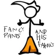 Fancy Pants and his Family