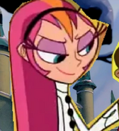 Agent Xero in My Little Pony Crossover Villains