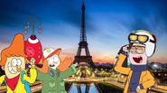 MLPCV - Olly Saraline and Leif in Paris End Credits