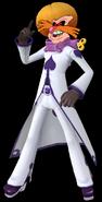 Mr. Robotnik as Doctor Tomoki