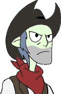 Squint From Wander Over Yonder