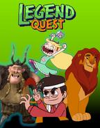 Legend Quest (Davidchannel's Verison) Poster