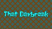 That Daybreak (1)
