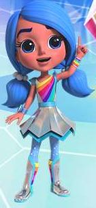 It's Bonnie Blueberry
