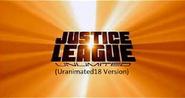 Justice League Unlimite (Uranimated18 Version)