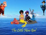 The Little Hero Girl